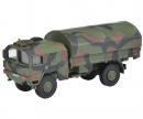 """schuco MAN 5t GL truck """"Bundeswehr"""", camouflaged 1:87"""