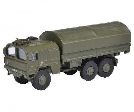 """schuco MAN 7t GL truck """"Bundeswehr"""", green 1:87"""
