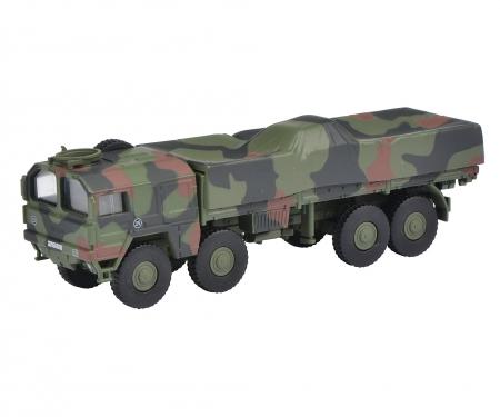 """schuco MAN 10t GL truck """"Bundeswehr"""", camouflaged 1:87"""