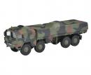 """MAN 10t GL truck """"Bundeswehr"""", camouflaged 1:87"""