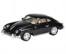 Porsche 356A Coupé, schwarz 1:87