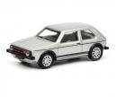 schuco VW Golf I GTI, silver 1:87