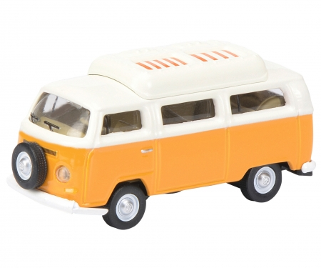 VW T2a camping bus, 1:87