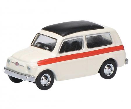 """Fiat 500 Giardiniera """"Sport"""" 1:87"""