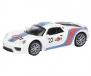 "schuco Porsche 918 Spyder ""Martini"" 1:87"