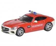 """Mercedes AMG GT S """"Feuerwehr"""" 1:87"""