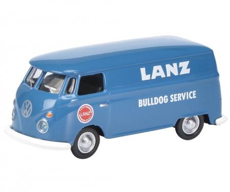"""VW T1c box van """"Lanz Bulldog-Service"""" 1:87"""