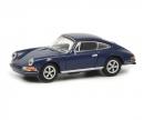 Porsche 911S Coupé, blau 1:87
