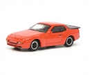 schuco Porsche 944, red 1:87