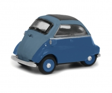 BMW Isetta, beige orange, 1:87