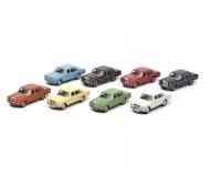 Ladegutpackung, 8xMercedes-Benz -/8, 1:87