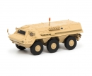 "schuco Fuchs infantry transport vehicle ""ISAF"", 1:87"