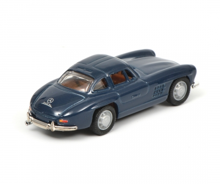 Mercedes-Benz 300 SL, blue 1:87