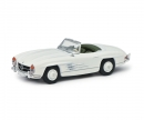 schuco Mercedes-Benz 300SL Roadster, white, 1:87