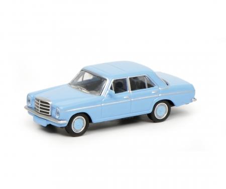 schuco Mercedes-Benz -/8, blue, 1:87