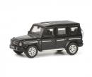 schuco Mercedes-Benz G-Modell, schwarz metallic, 1:87