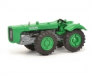 schuco Dutra D4K without cabin, green, 1:87