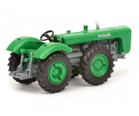 Dutra D4K without cabin, green, 1:87