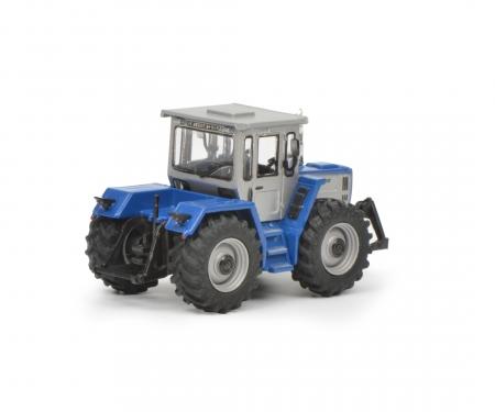 schuco Mercedes-Benz Trac 1800, blue siilver, 1:87