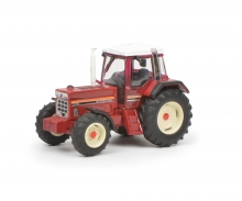 schuco International HC 1455 XL, rot, 1:87