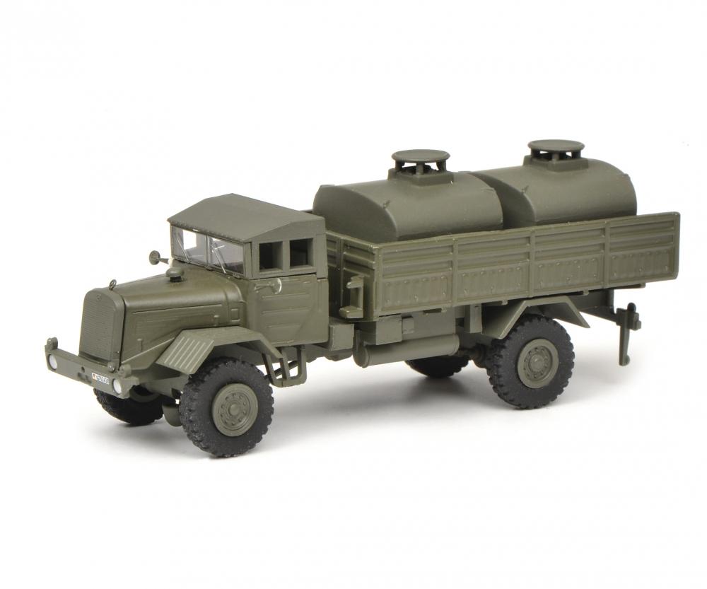 mercedes benz lg 315 tank lkw bundeswehr 1 87 edition. Black Bedroom Furniture Sets. Home Design Ideas