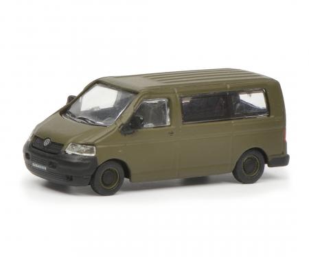 """schuco VW T5 Bus """"Bundeswehr"""", 1:87"""