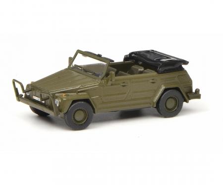 """schuco VW Typ 181 """"Bundeswehr"""", 1:87"""