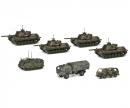 """schuco Tank companie """"Bundeswehr"""", camouflaged, 1:87"""