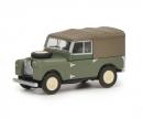 schuco Land-Rover 88, grün, 1:87
