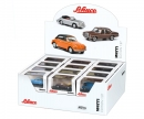 "schuco Display 1:87/H0 ""MHI"" (24 models, 12 assorted)"