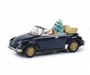 MHI VW Beetle Christm.2019 1:87