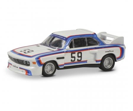 schuco BMW CSL 3.5 #59 1:87