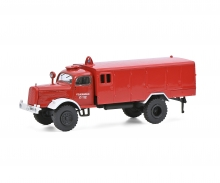 schuco MB LG 315 LF fire engine 1:87