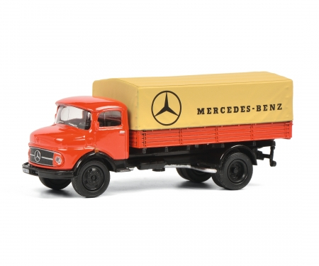 schuco MB L911 Mercedes-Benz 1:87