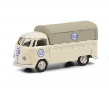 """Schuco Edition 1:87 452622700 VW t2 Transporter /""""Märklin/"""" nuevo"""