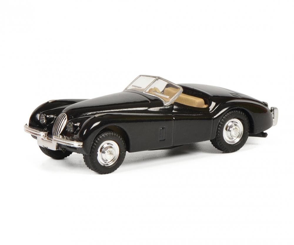 #452651600 26516 - 1:87 Schuco Jaguar XK 120