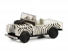 schuco Land Rover 88 1:87