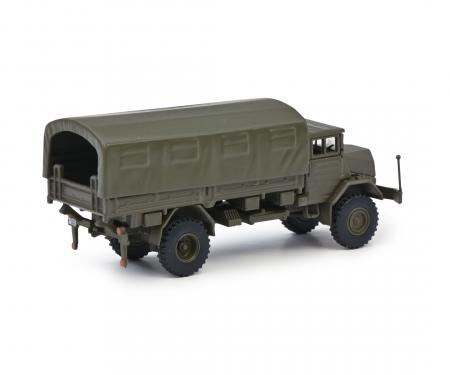 schuco Truck 5t gl MAN 630 L2AE 1:87