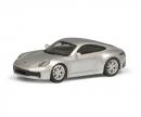 schuco Porsche 911, silver 1:87