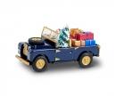 schuco MHI Land Rover christmas 1:87