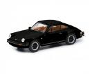 schuco Porsche 911 3.2, black 1:87