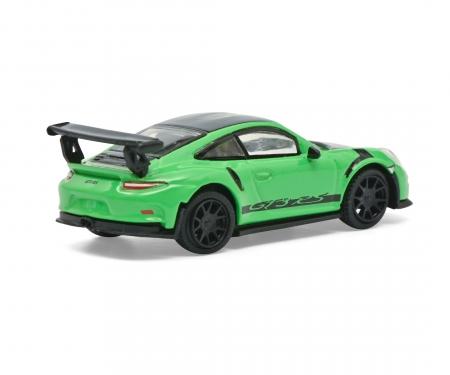 schuco Porsche 911 GT3 RS green 1:87