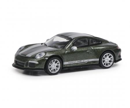 schuco Porsche 911 R green 1:87