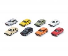 schuco Ladegutpackung VW GOLF 1:87