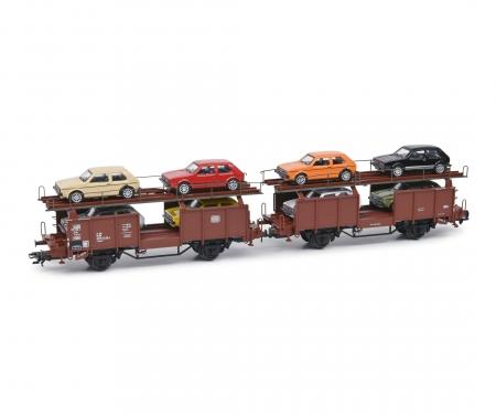 schuco Loading package VW GOLF 1:87