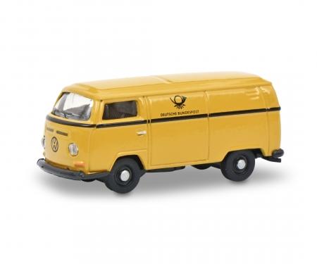 schuco VW T2a DBP yellow 1:87