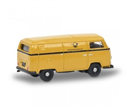schuco VW T2a DBP gelb 1:87