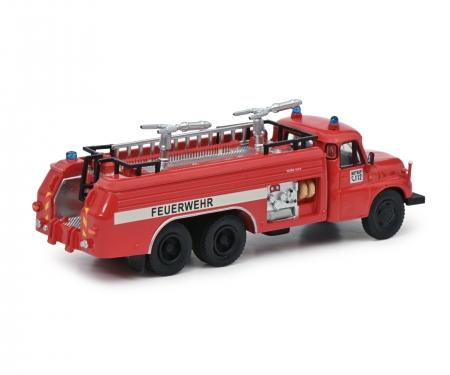 schuco Tatra T148 Fire Engine 1:87