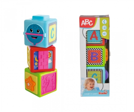 simba ABC Stacking Blocks