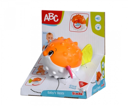 simba ABC Colorful Sensor-Fish